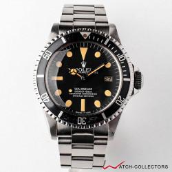 Rolex Sea-Dweller Ref 1665 Maxi Dial Circa 1980