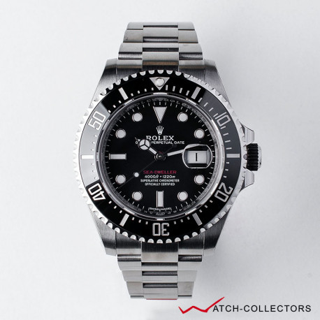 Rolex Red Sea-Dweller Ref 126600 Circa 2019