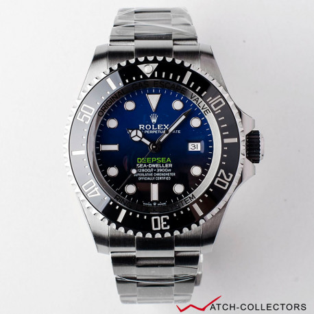 Rolex DeepSea DBlue Ref 126660 Mark2 Circa 2019