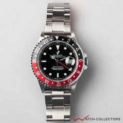 Rolex GMT Master II FAT LADY Ref 16760 Circa 1987