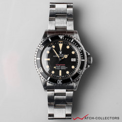 Rolex Red Submariner Ref 1680 Mark IV Dial Circa 1969