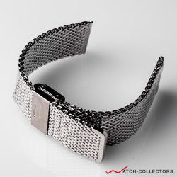 Steel Mesh Bracelet Avail Size 18/20/22mm