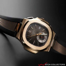 RUBBERB GoldMatic™ FOR PATEK PHILIPPE NAUTILUS 5980