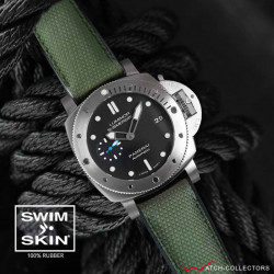RUBBERB SWIMSKIN® BALLISTIC FOR PANERAI 40mm & 42mm