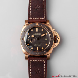 Pam 968 Submersible Ceramic Bronzo 47mm Circa 2019