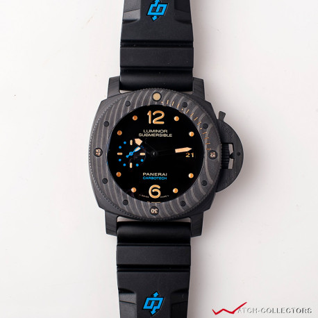 Pam 616 Submersible Carbotech 3 Days 47mm Circa 2019