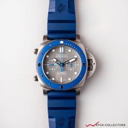 Pam 982 Submersible Chrono Guillaume Nery Edition Circa 2019