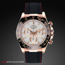 Strap for Rolex Daytona on Strap Rose Gold - VulChromatic® Series (Clasp NOT included)