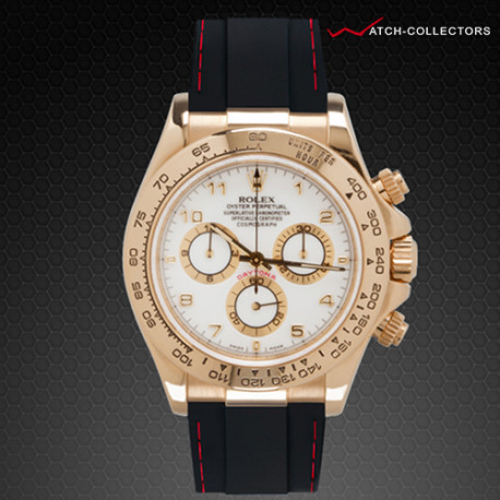 Strap for Rolex Daytona YG/WG VulChromatic®