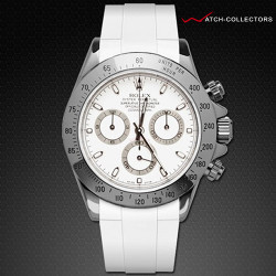 Strap for Rolex Daytona Oyster Bracelet - Classic Series (Clasp NOT included)