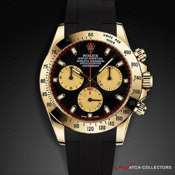 Strap for Rolex Daytona Oyster Bracelet - Classic Series (Tang Buckle Series)