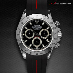 Strap for Rolex Daytona Oyster Bracelet - VulChromatic® Series (Clasp NOT included)