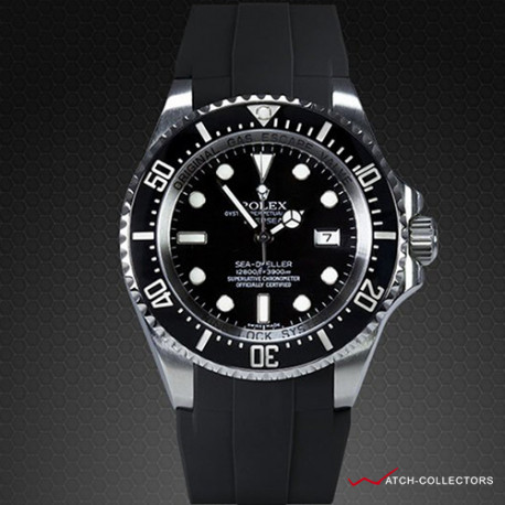 Strap for Rolex Deepsea - Glidelock Edition - Classic Series