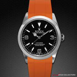 Strap for Rolex Explorer I 39mm - Classic Series (Clasp NOT included)